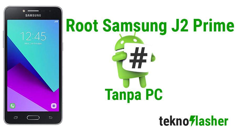 Root Samsung J2 Prime