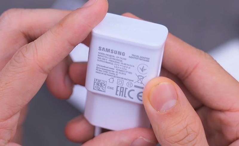 Adaptor Samsung Galaxy M30s