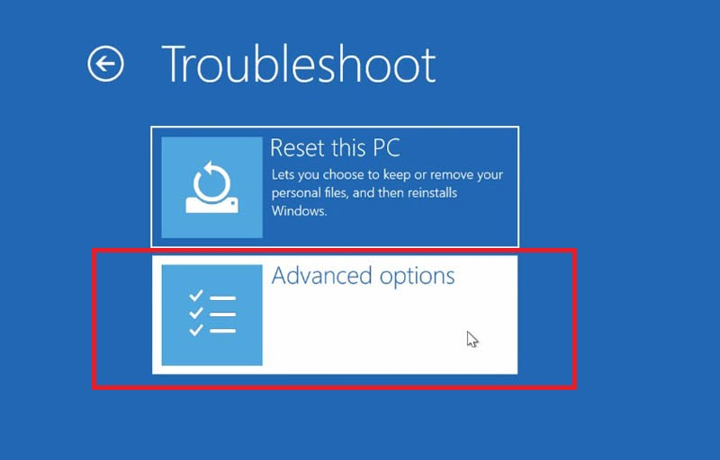 Disable Driver Signature Win 10 Troubleshoot