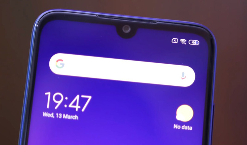 Kamera Depan Xiaomi Redmi Note 7 Pro