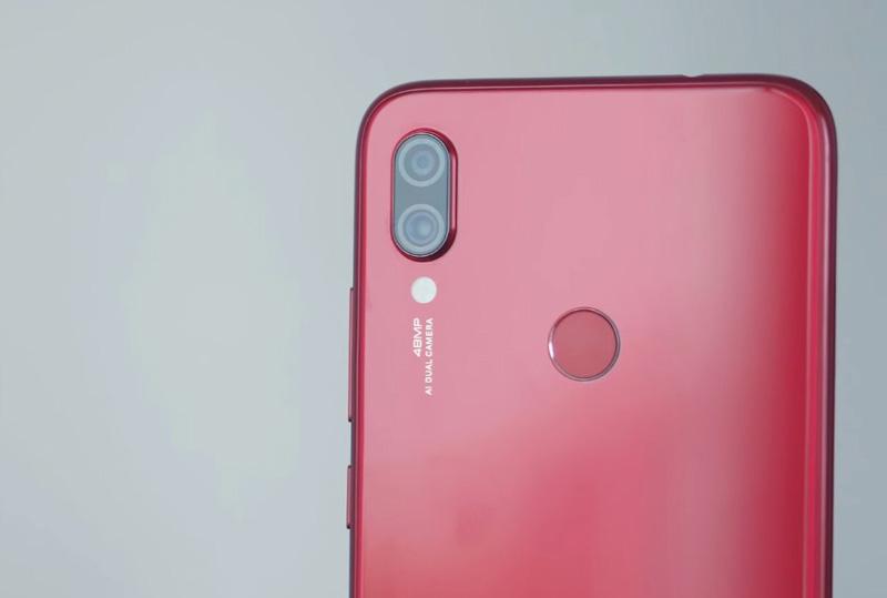 Kamera Redmi Note 7s