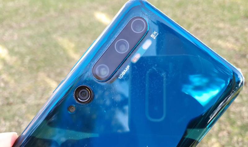 Kamera Xiaomi Mi Note 10 Pro