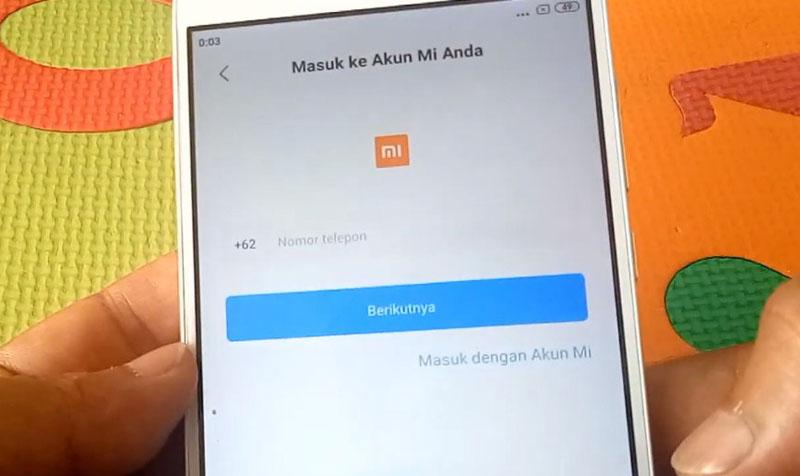 Mi Akun Lupa Password Done 2