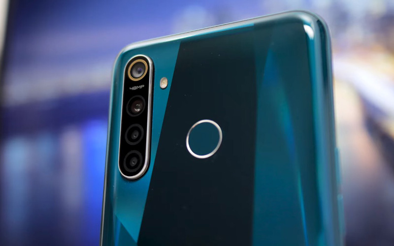 Realme 5 Pro Quad Kamera