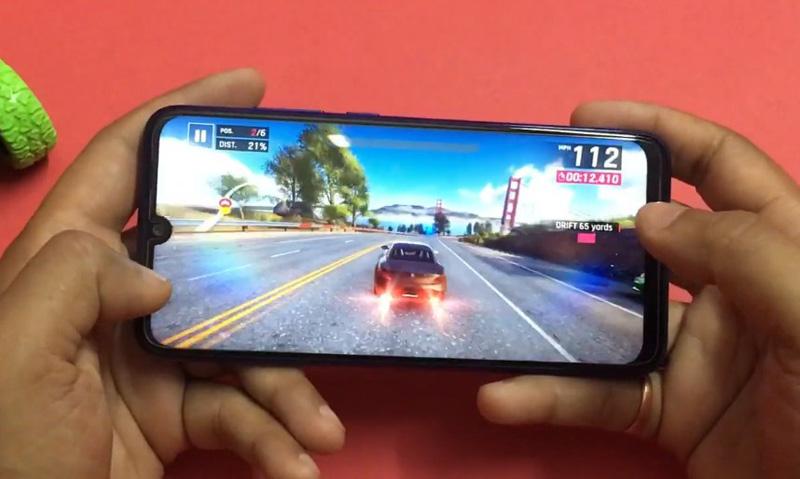 Redmi Note 7 Pro Test Game