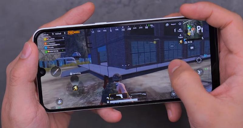 Samsung Galaxy M30s PUBG