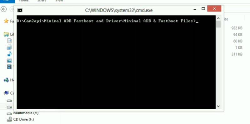 GCAM MAX PRO M2 ADB Fastboot CMD