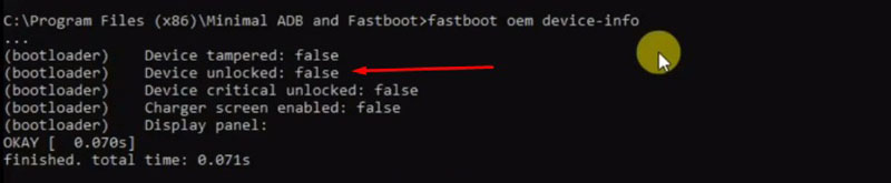 Mi A2 Lite UBL ROOT TWRP fastboot oem device info