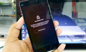 Xiaomi Mi4C Terkunci