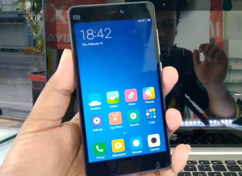 Xiaomi Mi4c Selesai