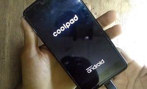 FLASH COOLPAD E570