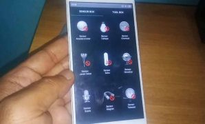Fix Sensor Redmi 4x Sensor Box