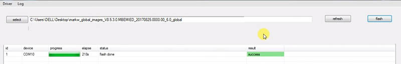 Redmi 4 Prime Terkunci Akun Mi Flash success