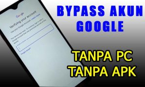 Bypass Akun Google Samsung Android 10