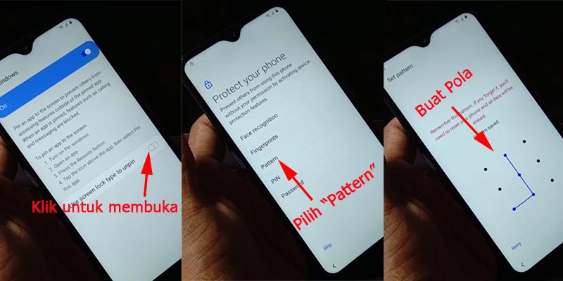 Bypass Akun Google Samsung Android 10 Pattern