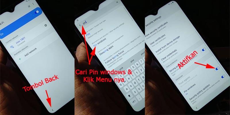 Bypass Akun Google Samsung Android 10 Pin Windows