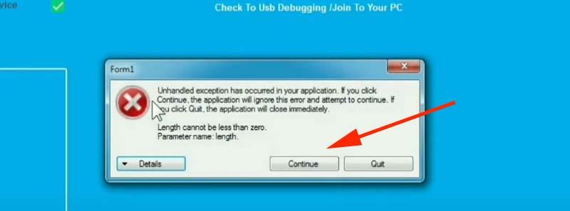 Fix Mi Cloud Redmi 4a Mi ADB Bypass tool warning