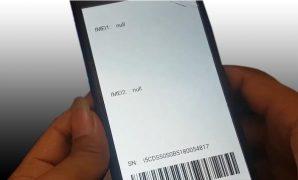 Mengatasi Imei Null Advan i5c Duo