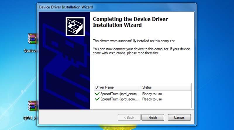 Mengatasi Imei Null Advan i5c Duo Install Driver Sukses