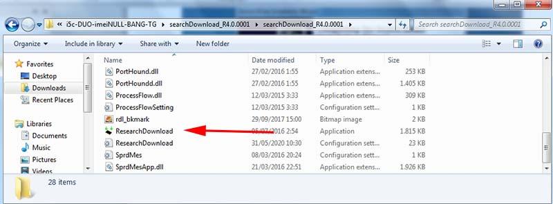 Mengatasi Imei Null Advan i5c Duo Open ResearchDownload