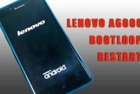 Mengatasi Lenovo A6000 Bootloop