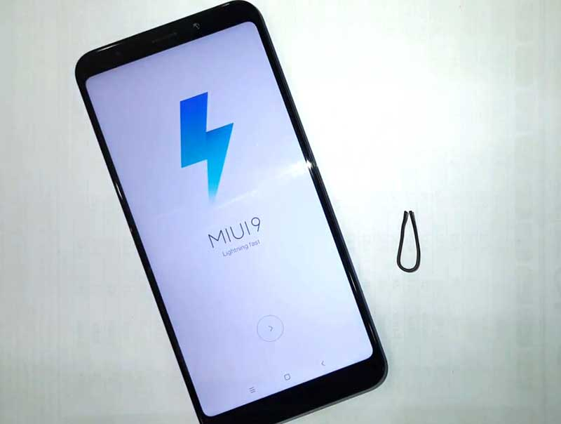 Redmi 5 Plus Stuck Recovery Done