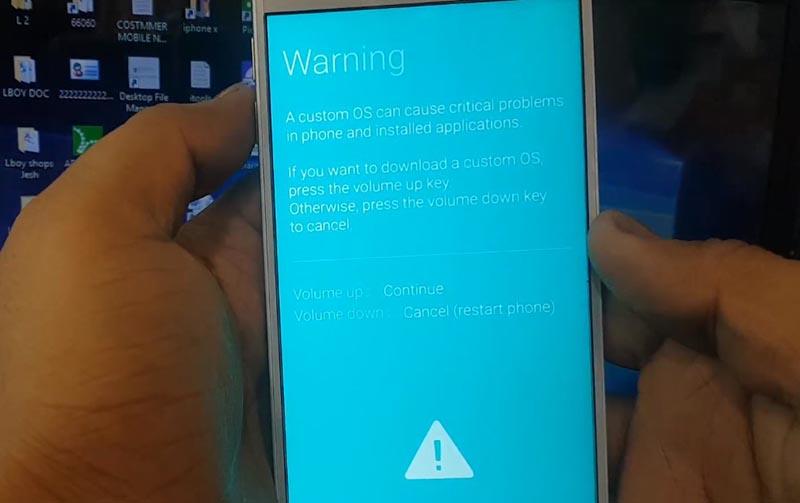 Samsung J7 Prime Blank