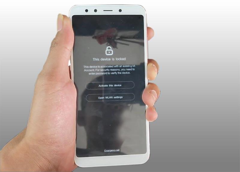 Bypass Mi Akun Xiaomi Mi 6x