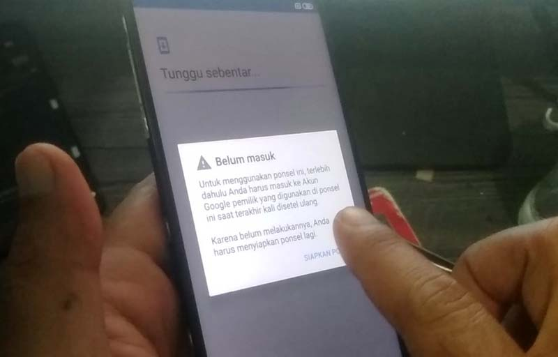 Unlock Micloud Redmi 5 Plus Google account
