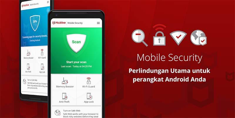 Mcafee Antivirus Android Terbaik