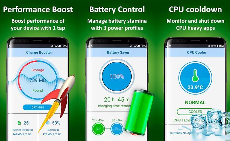 Android Booster Aplikasi Penghemat Baterai Android Terbaik