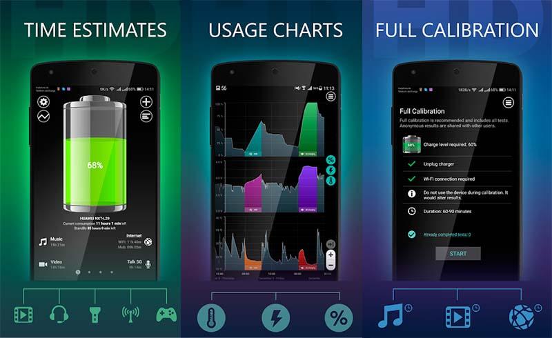 Battery HD Aplikasi Penghemat Baterai Android Terbaik