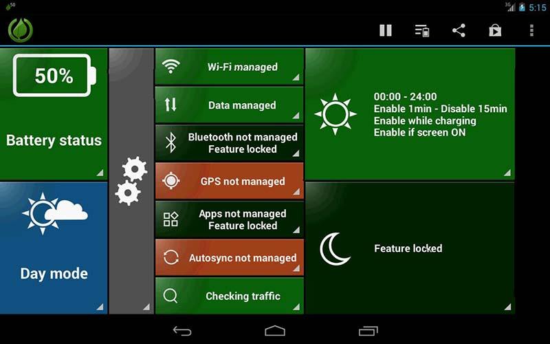 Green PowerAplikasi Penghemat Baterai Android Terbaik