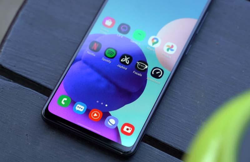 Review Desain Samsung Galaxy A21s